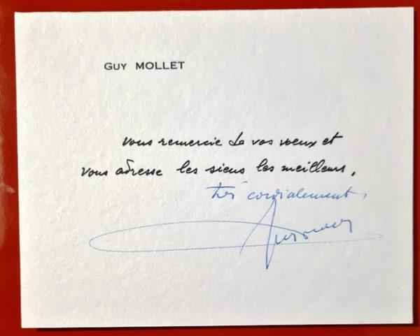 signature guy mollet