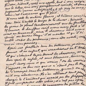alain manuscrit