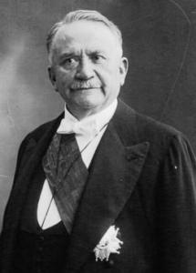 Gaston Doumergue Autographe