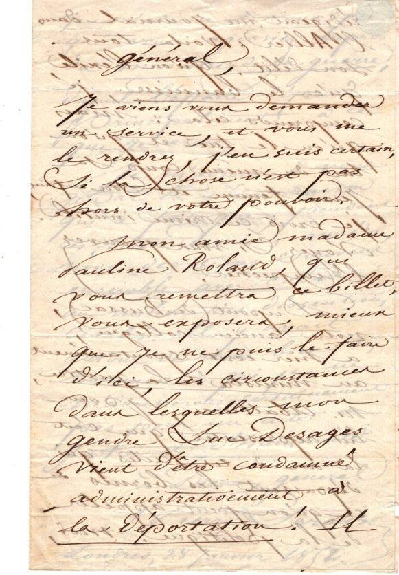 lettre pierre leroux